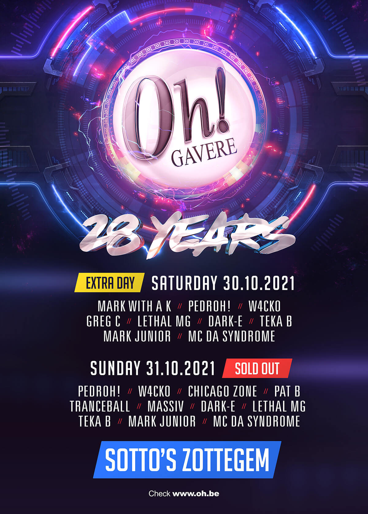 28 Years The Oh! - Classics edition